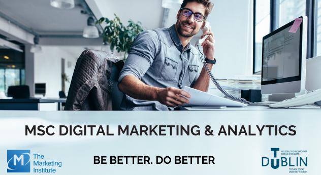 MSc Digital Marketing & Analytics