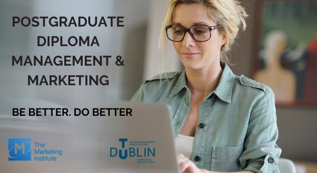 Postgraduate Diploma in Management & Marketing