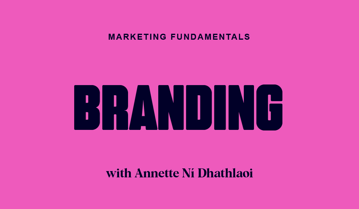 Branding in Challenging Times