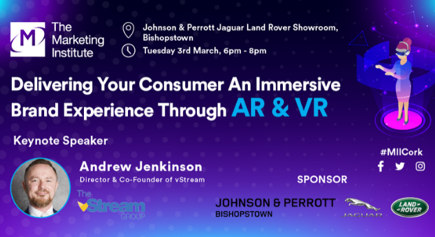 Cork | Delivering Your Consumer An Immersive Brand Experience Through AR & VR