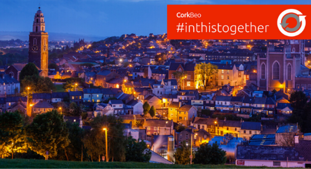 Reach websites support local businesses with #InThisTogether message