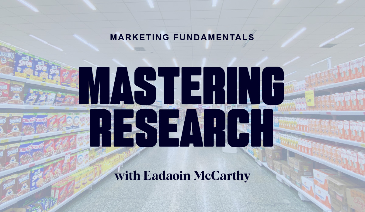 Mastering the Research Journey