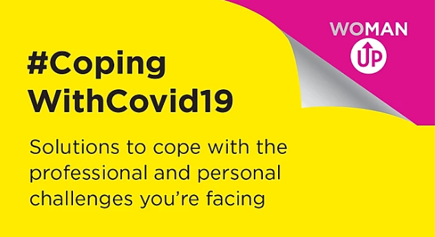 WomanUp's Strategies and tips for coping with Covid19