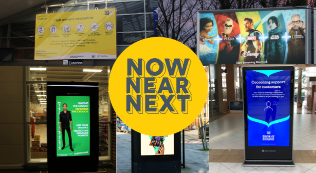 Now Near Next – A View from OOH