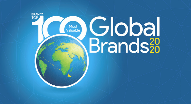 BrandZ Top 100 Most Valuable Global Ranking
