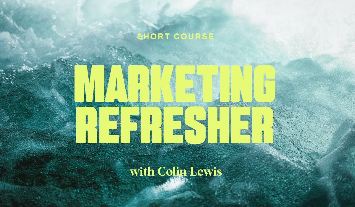 Introduction to Marketing – A Refresher For Marketers