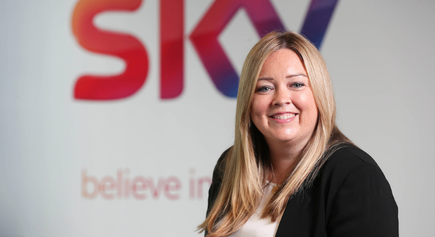 In conversation with…  Sarah Jennings, Marketing Director at Sky Ireland