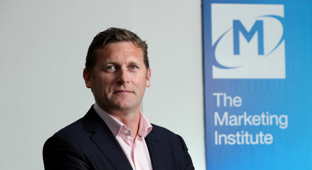 Appointment of David Field as new CEO of the Marketing Institute