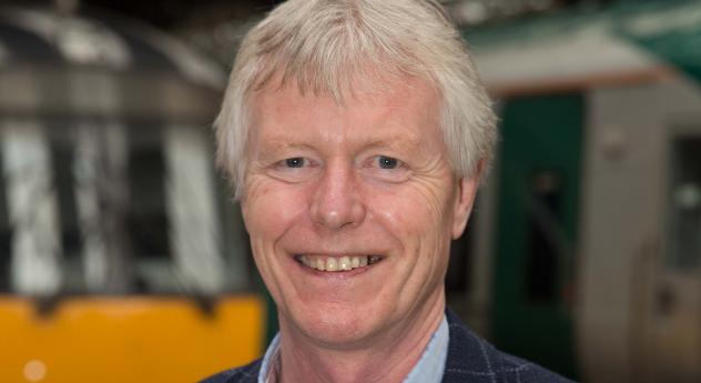 In conversation with… Gerry Culligan, Commercial Director, Iarnród Éireann Irish Rail