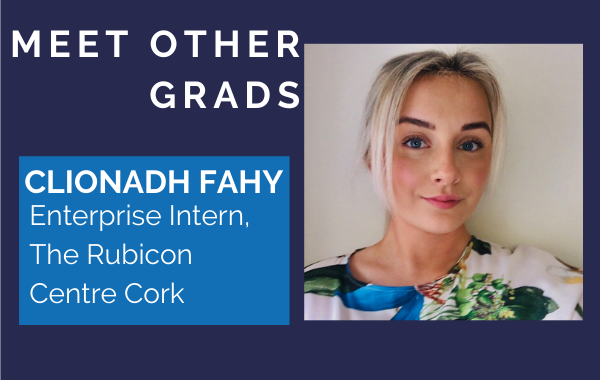 My Life After College: Clionadh Fahy