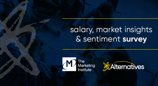 The New 2021 Alternatives & MII Salary, Market Insights and Sentiment Survey Results